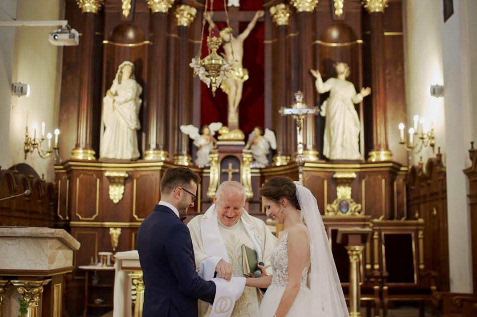 Marta i Marcin | Pałac Żaków Siennica
