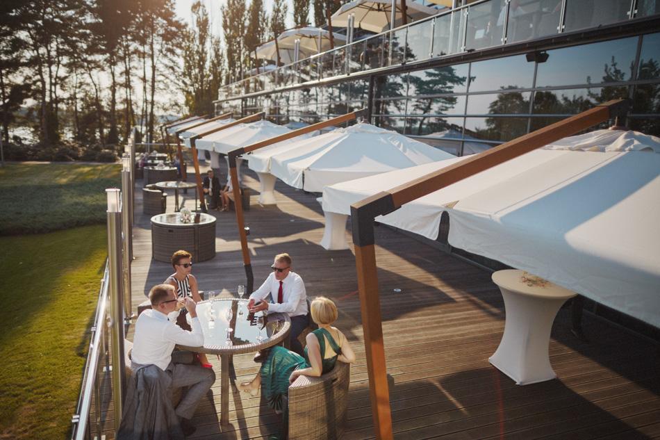 Patrycja i Bartek | Yacht Club Serock